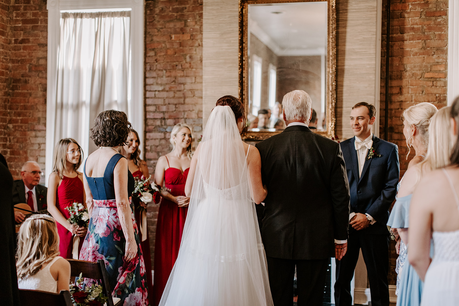 McConnell House Franklin Tennessee Wedding | Nashville Bride Guide