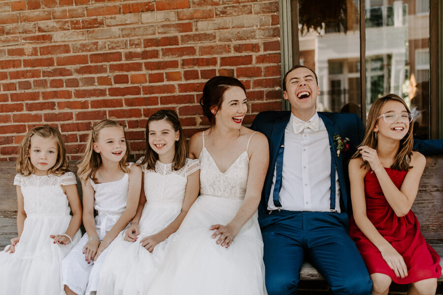 Flower girls wedding photography   Nashville Bride Guide
