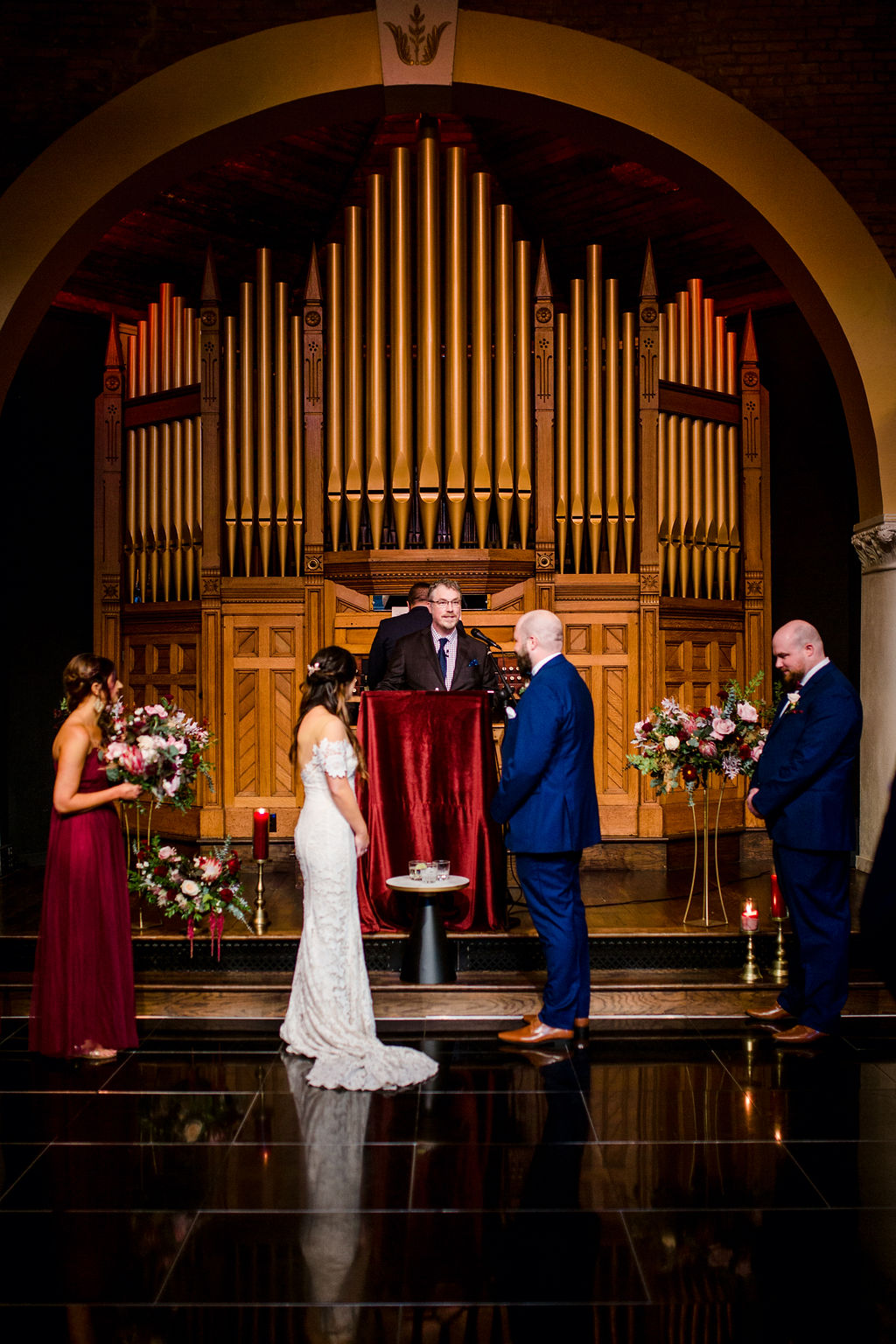 Clementine Hall Wedding Ceremony | Nashville Bride Guide