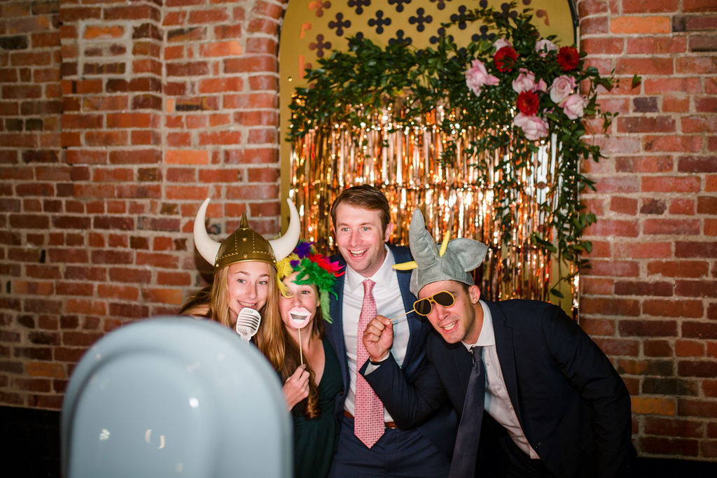 Wedding photo booth ideas | Nashville Bride Guide