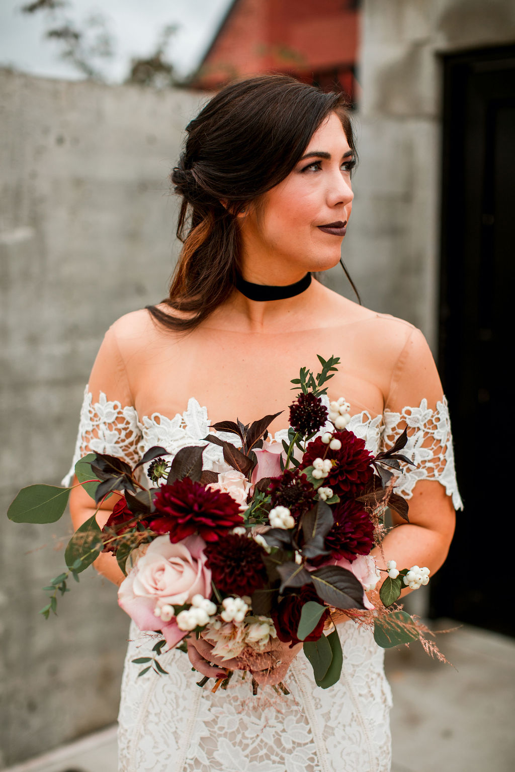Mansion & Marsh wedding bouquet | Nashville Bride Guide