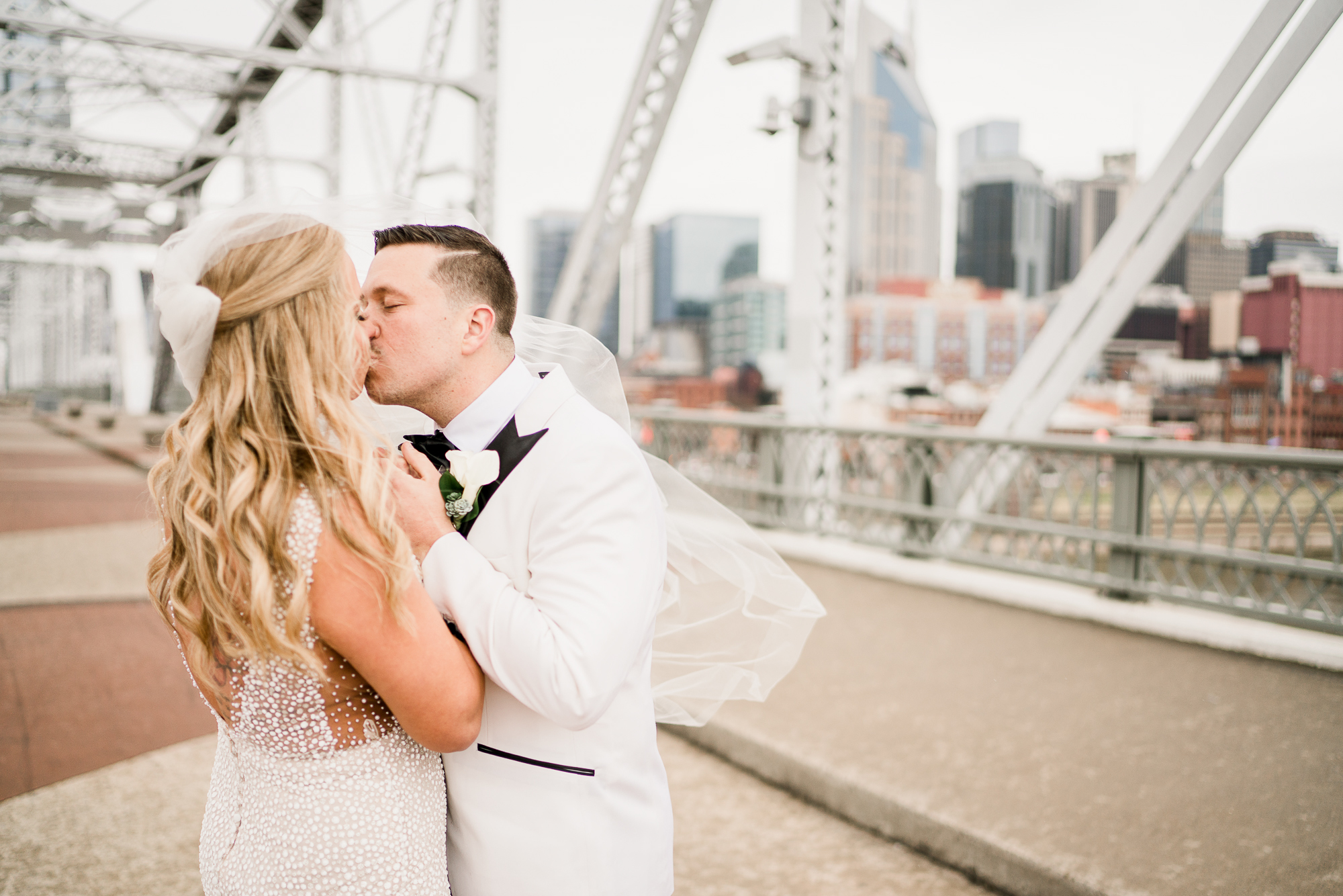 Glamorous Winter Wedding at The Bride Building | Nashville Bride Guide