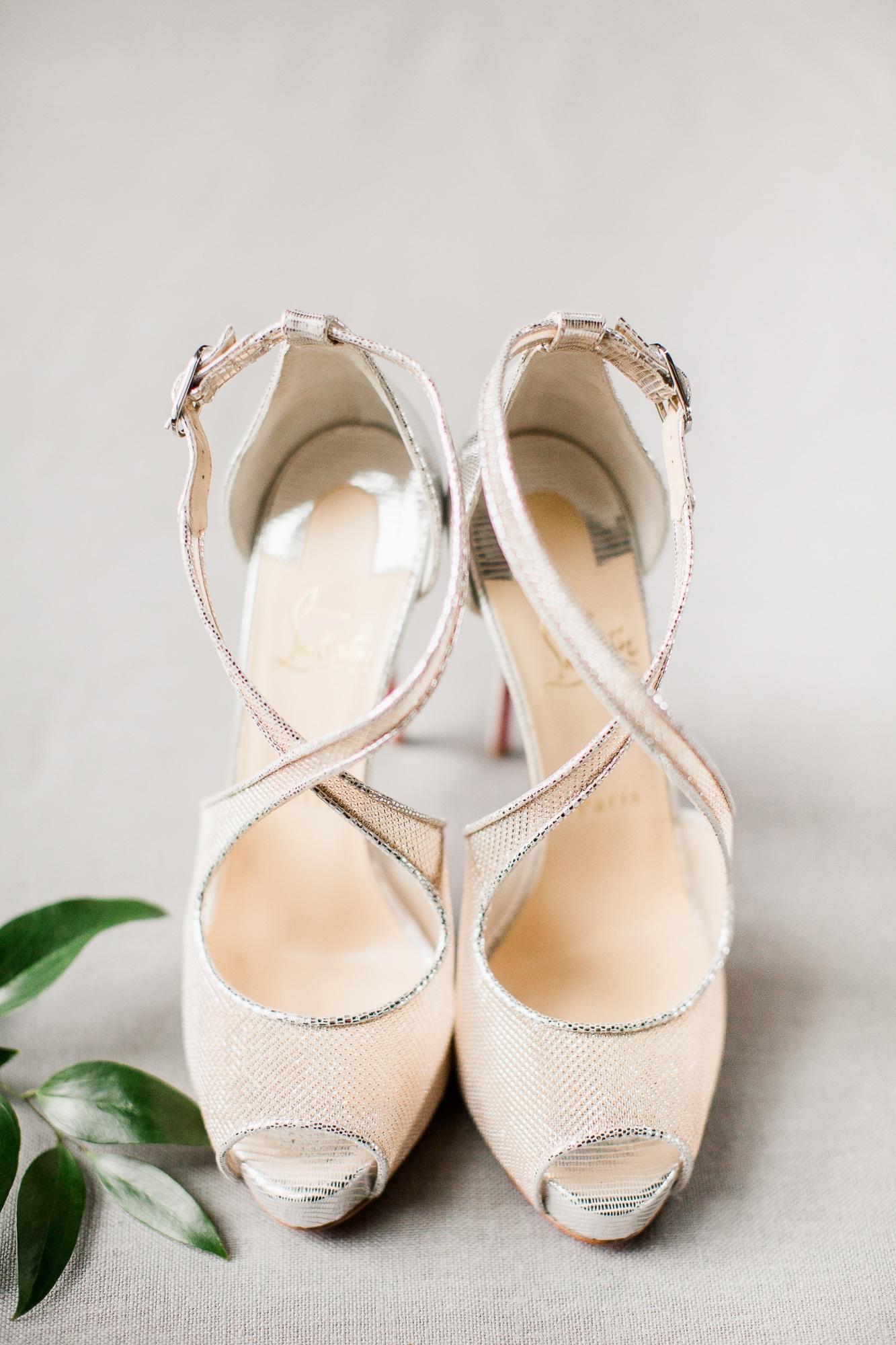 Christian Louboutin Bridal Shoes | Nashville Bride Guide