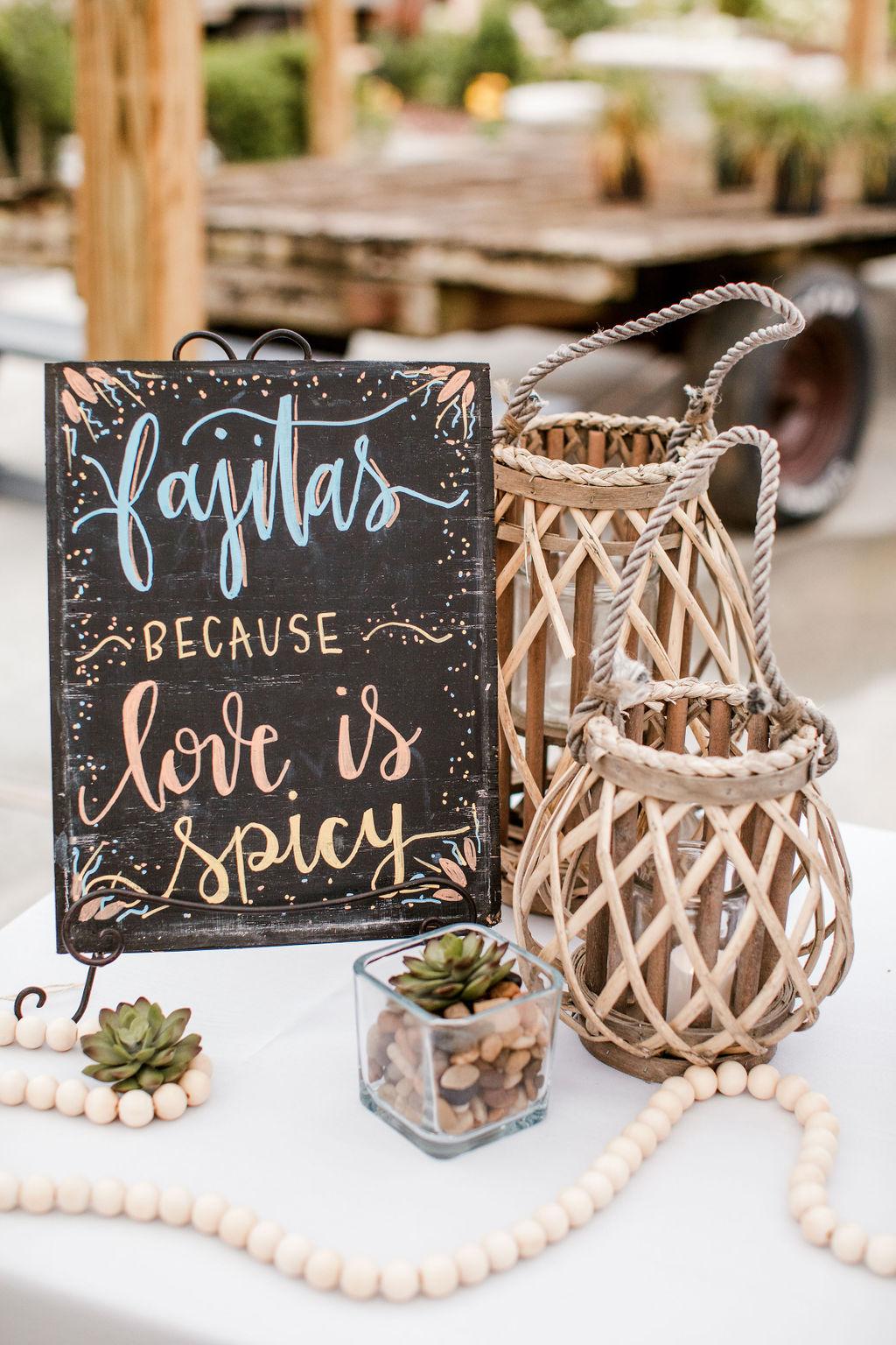 Wedding food ideas | Nashville Bride Guide