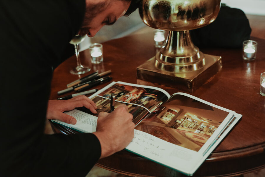 Photo book wedding guest book   Nashville Bride Guide