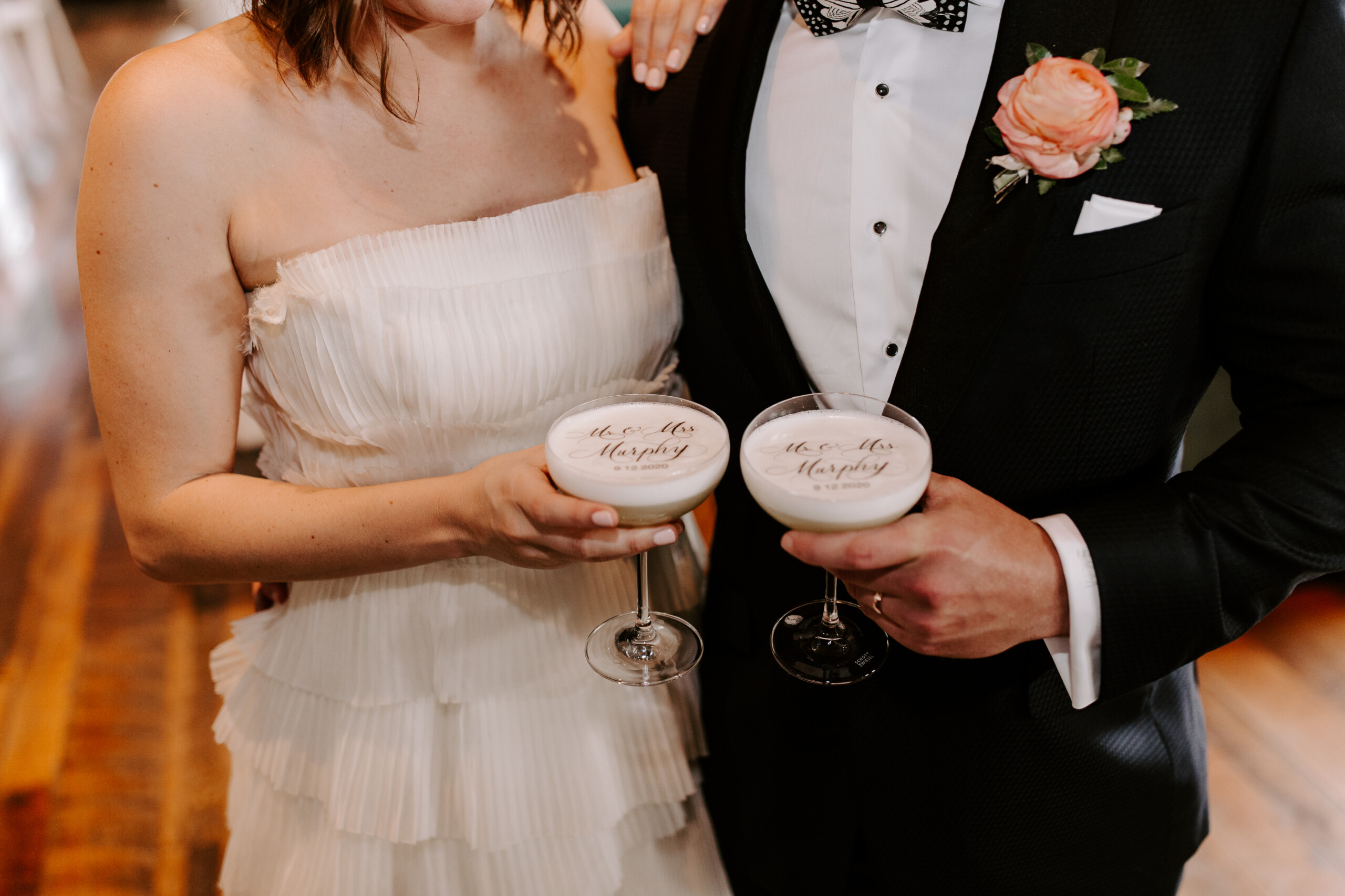 Chic Cocktail Wedding Party at The Cordelle | Nashville Bride Guide