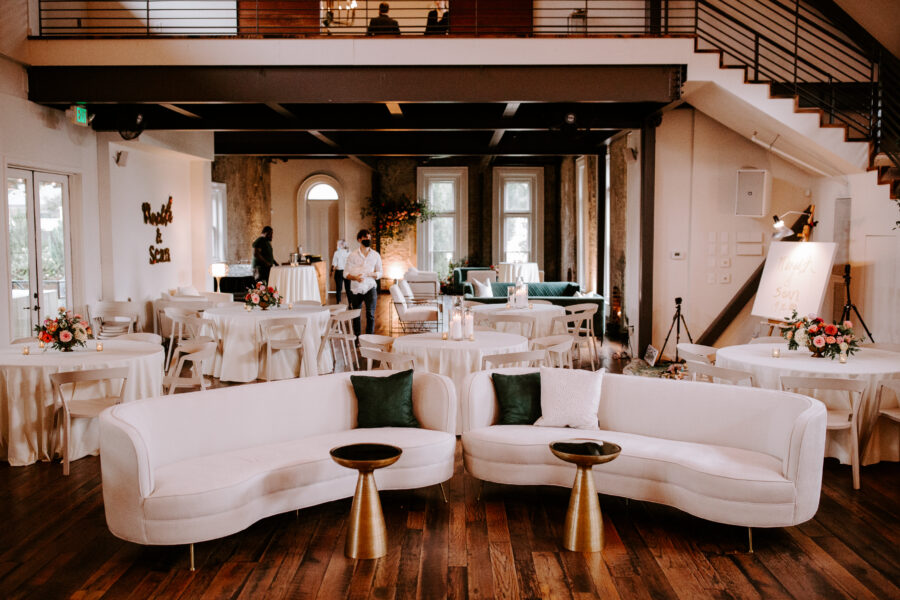 Chic Cocktail Wedding Party at The Cordelle   Nashville Bride Guide