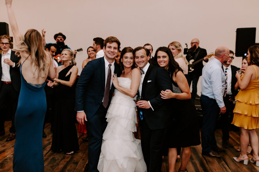 Music filled wedding at The Cordelle   Nashville Bride Guide