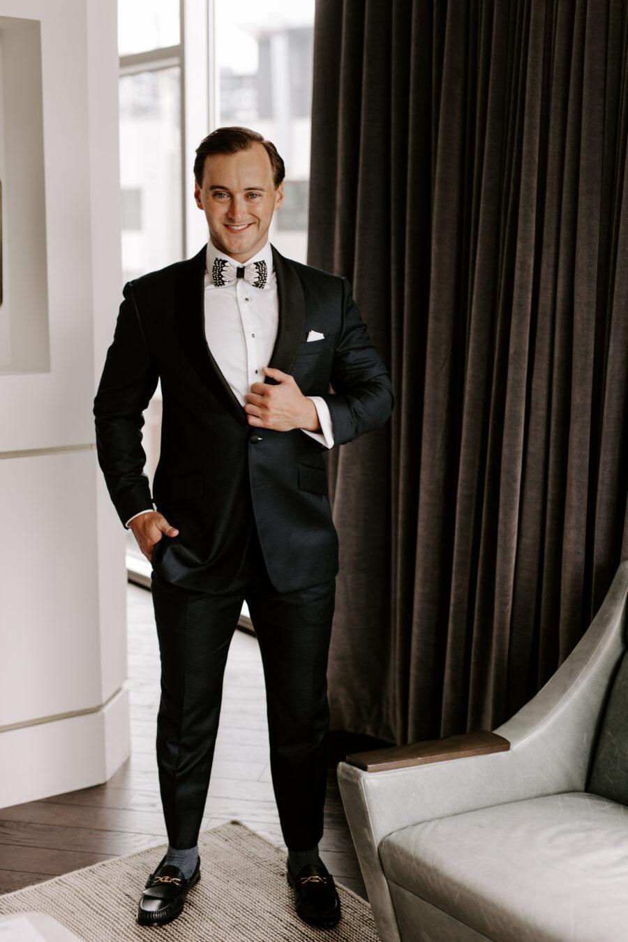 Stylish groom's attire   Nashville Bride Guide
