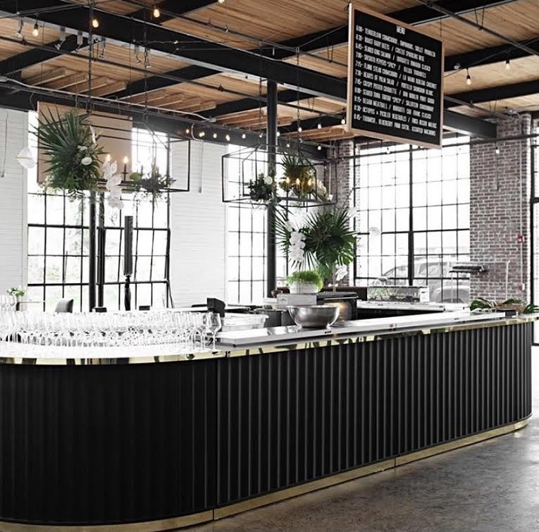 Meet Ozari: Modern Industrial Event Space in Nashville