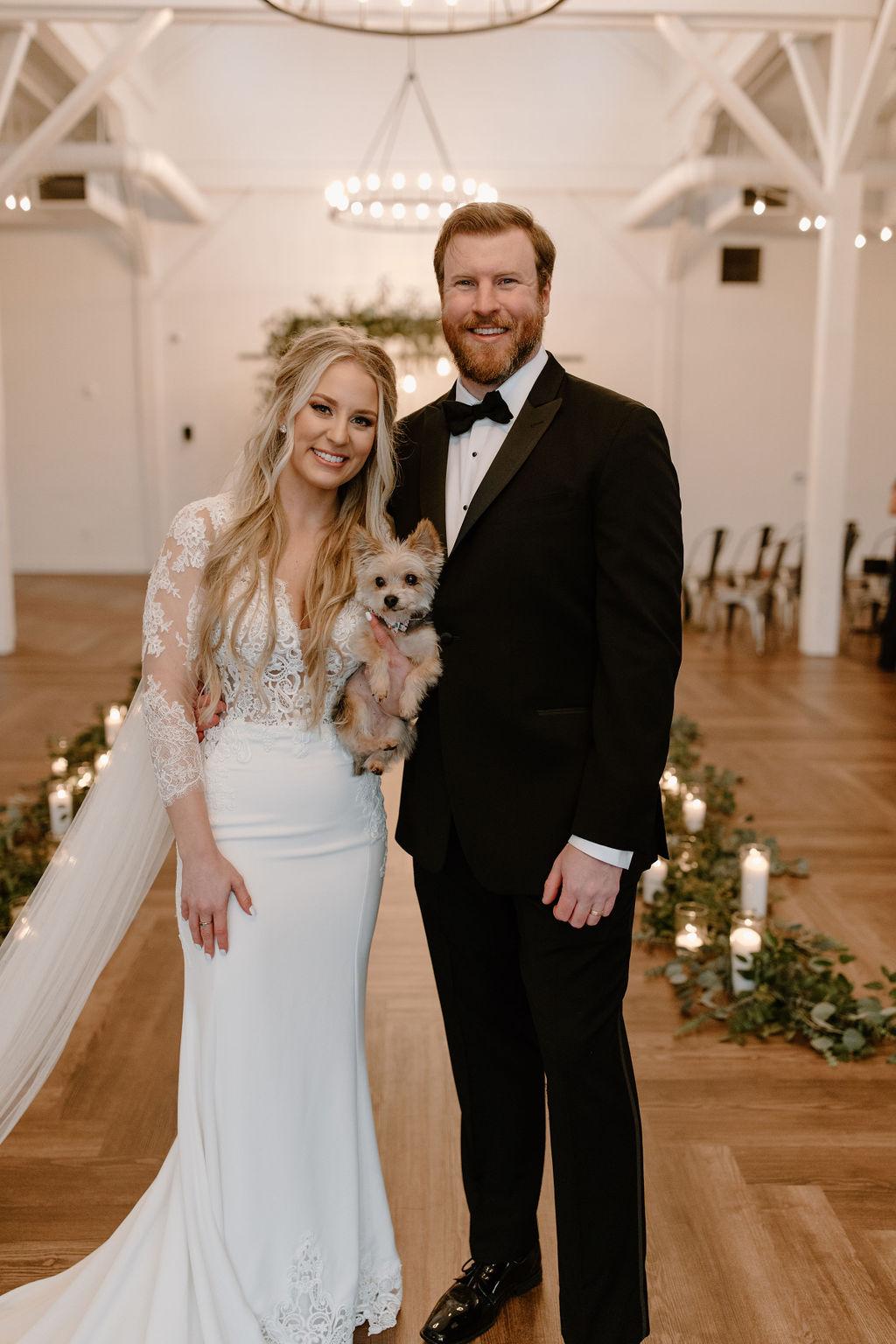 Dogs at Weddings | Nashville Bride Guide