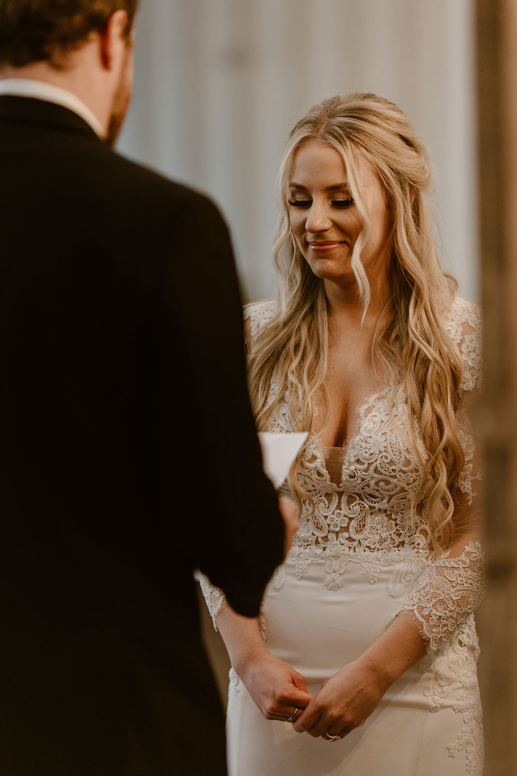 New Years Eve Wedding Ceremony at 14TENN | Nashville Bride Guide