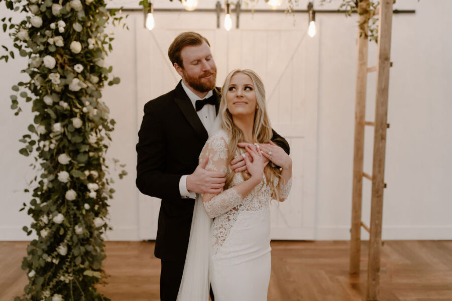 Boho Meets Art Deco New Years Eve Wedding | Nashville Bride Guide