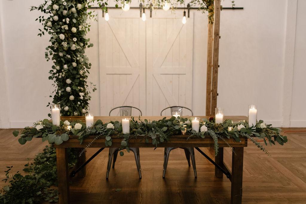 Boho Meets Art Deco New Years Eve Wedding | Nashville Bride Guide