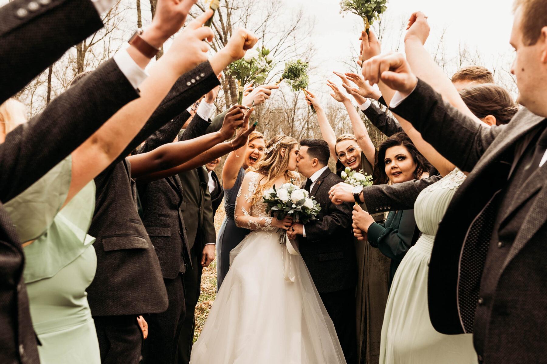 Moody Forest Burdoc Farms Wedding | Nashville Bride Guide