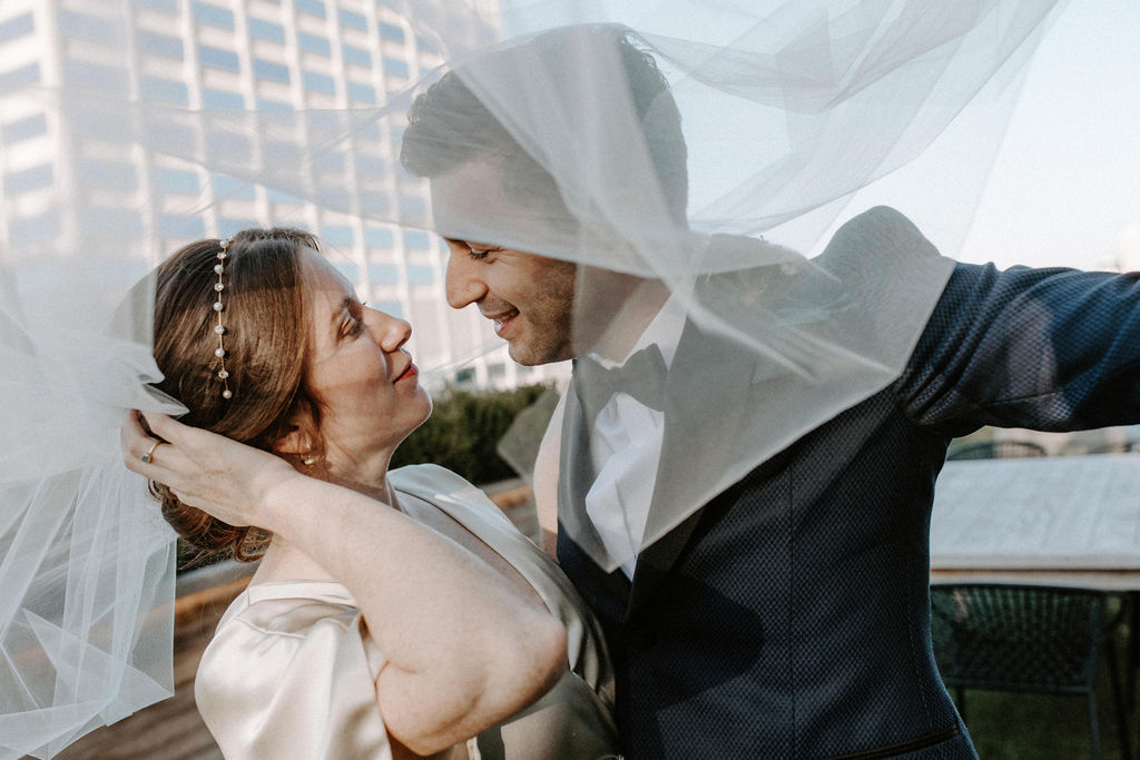 Rooftop Fairlane Hotel Wedding | Nashville Bride Guide