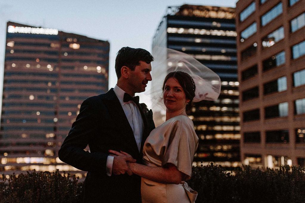 Rooftop Fairlane Hotel Wedding | Nashville Bride Guide