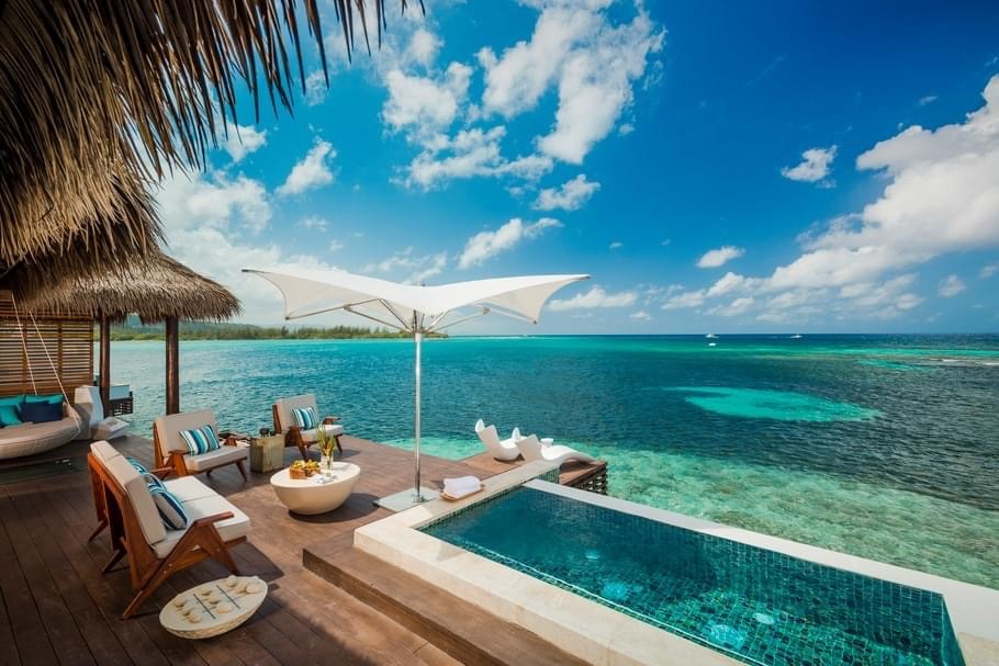 The BestSandals Suites and Destination Wedding Locations in Jamaica for Social Distancing from Honeymoons Inc.