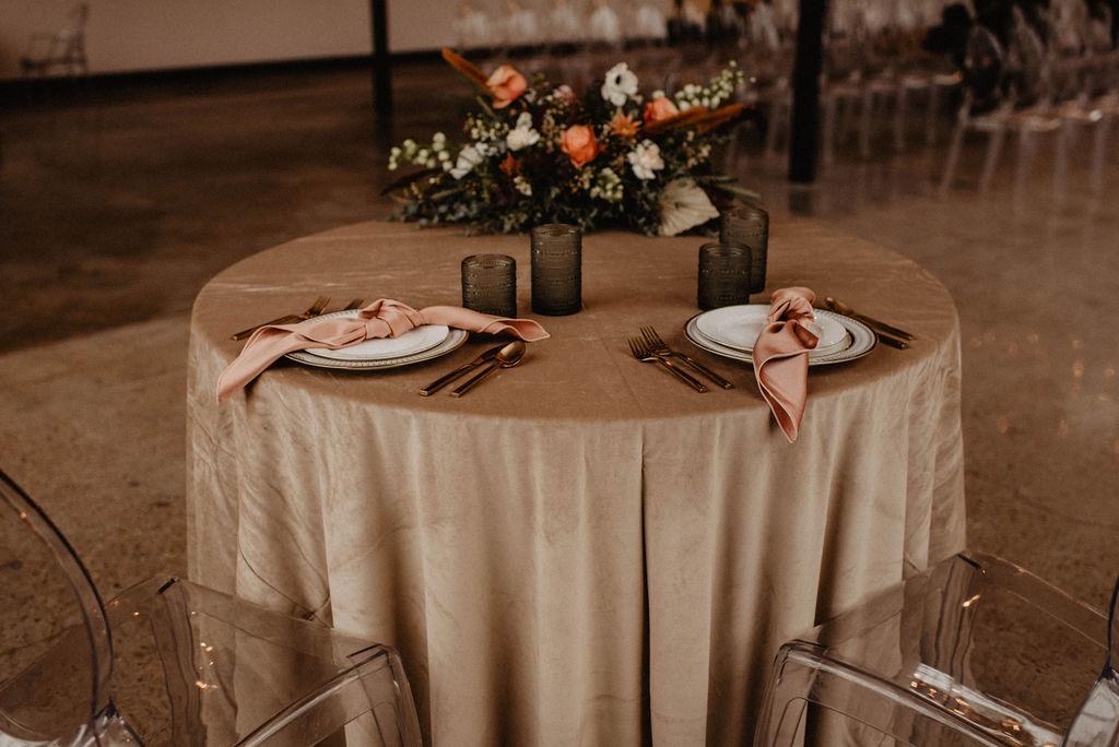 Modern Boho Wedding Inspired Styled Shoot at Ozari Nashville | Nashville Bride Guide