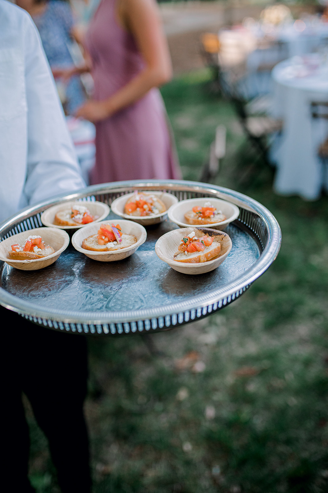 The Governor's Club wedding catering | Nashville Bride Guide
