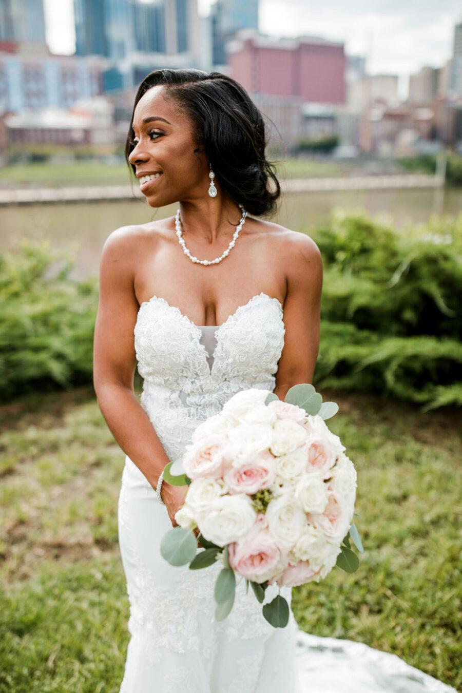 Bridal portrait by John Myers Photography | Nashville Bride Guide