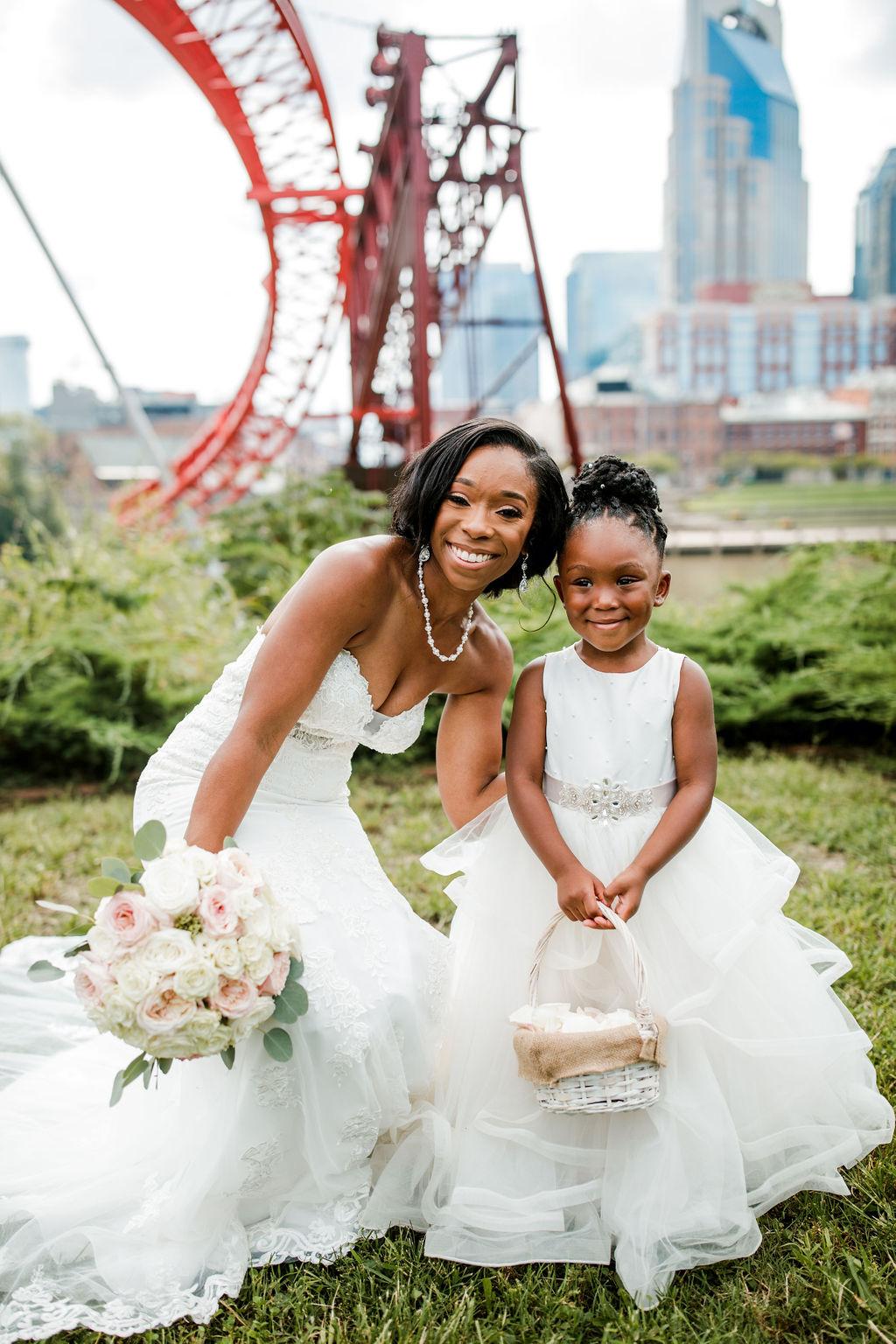 Flower girl dress | Nashville Bride Guide