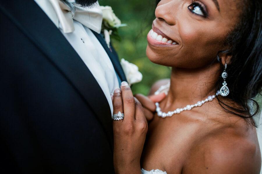Silver bridal accessories | Nashville Bride Guide