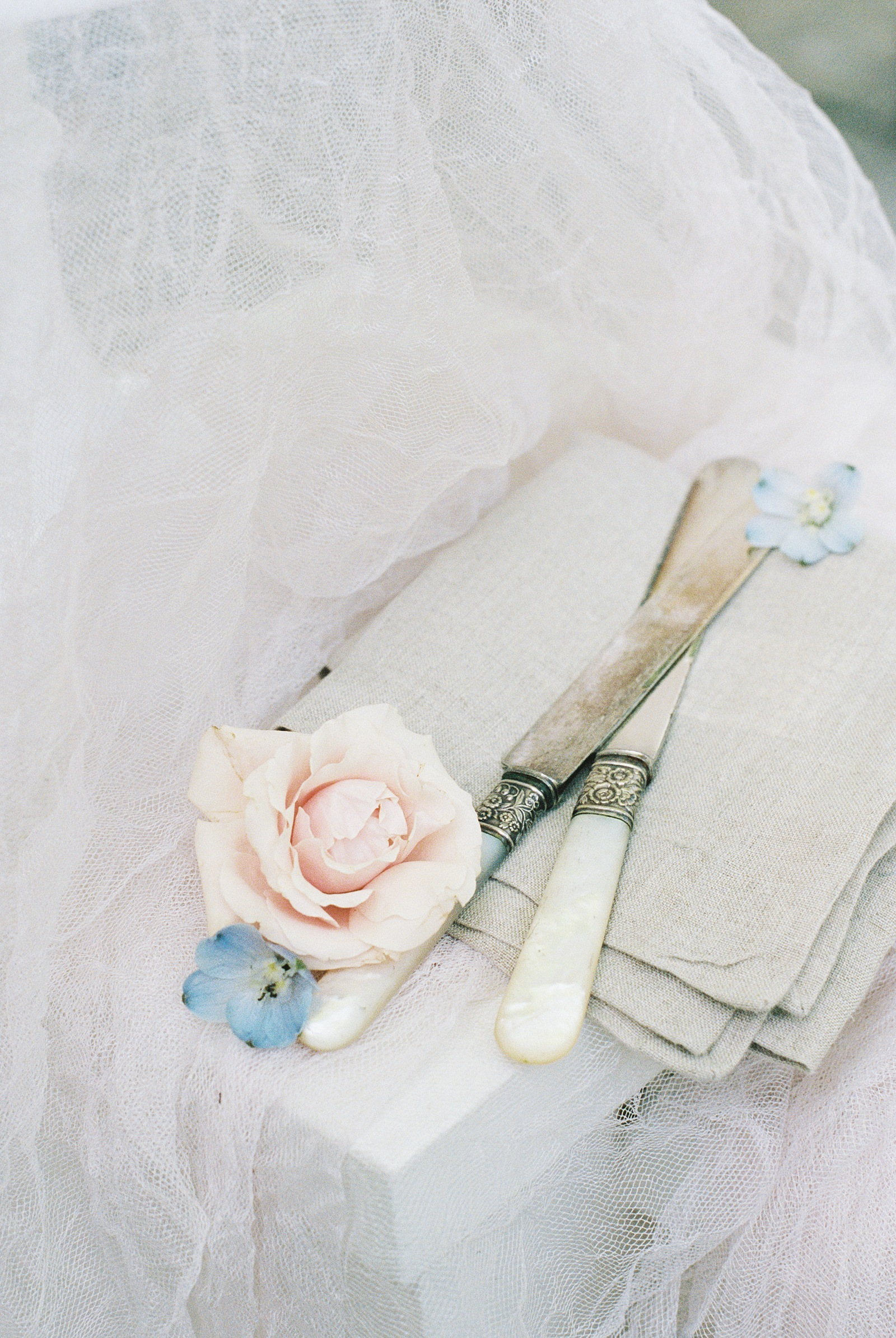 Monet's Garden Wedding Inspiration