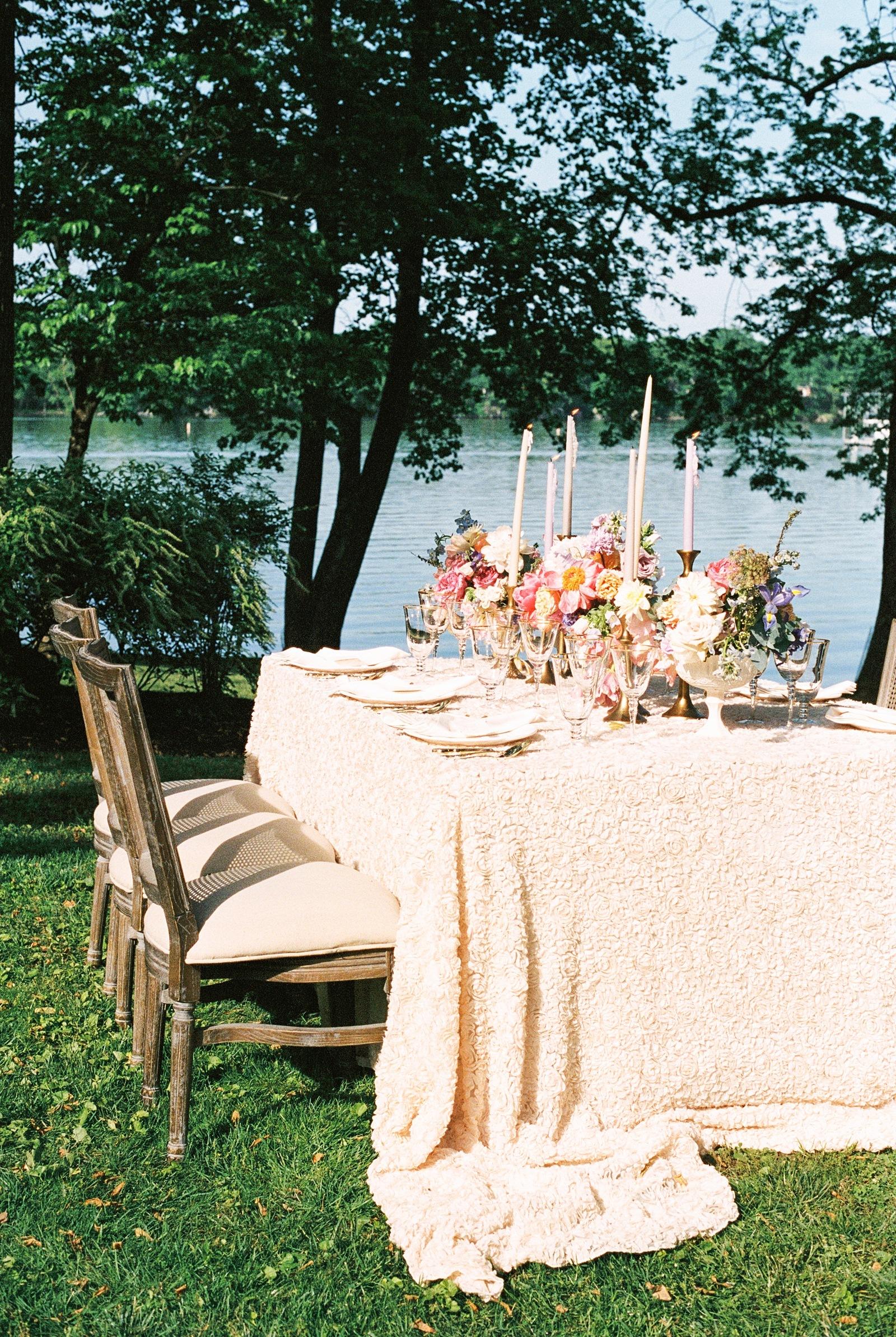 Spring Watercolor Wedding   Monet Inspired Wedding