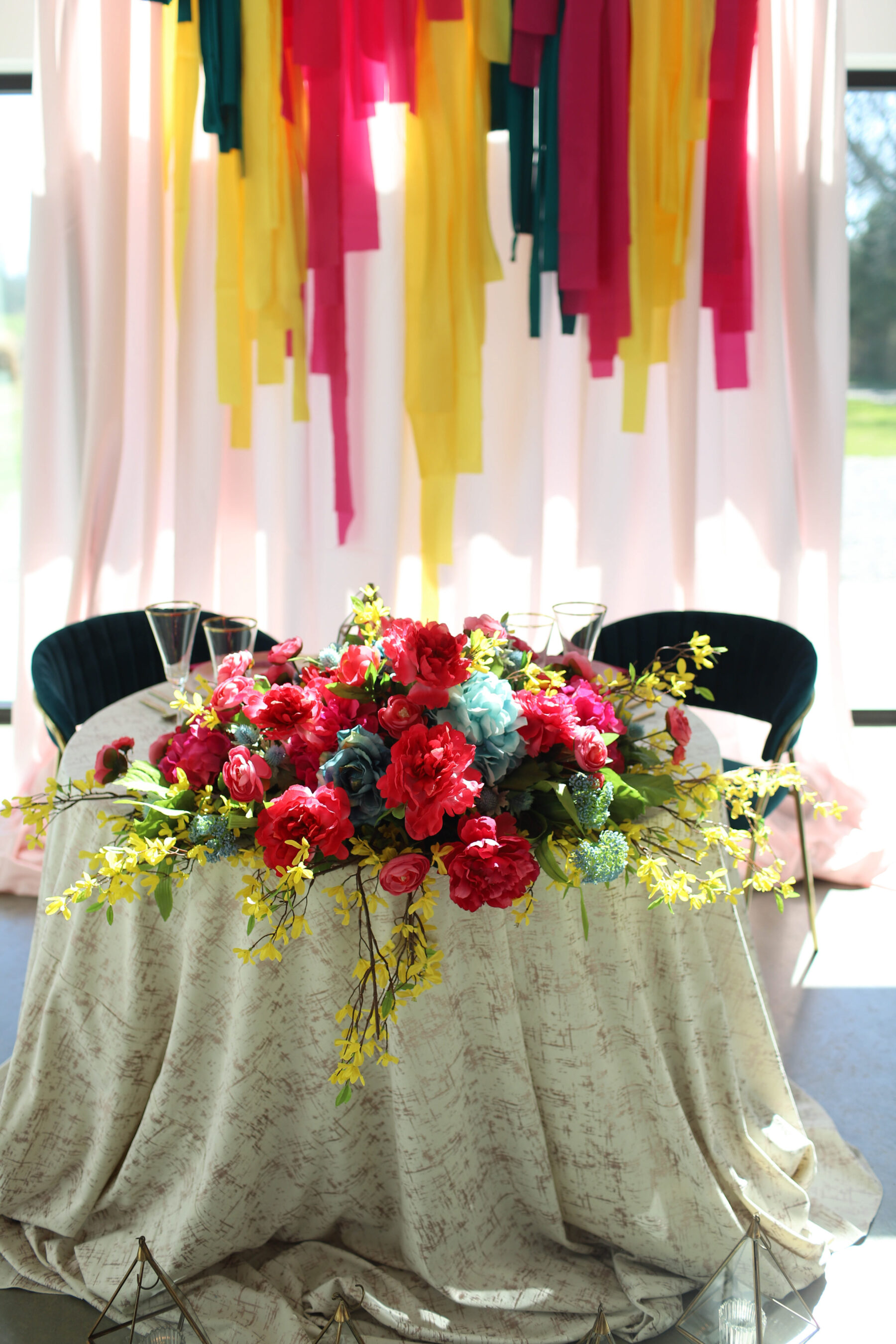 Silk Floral Options from Creations by Debbie   Nashville Bride Guide