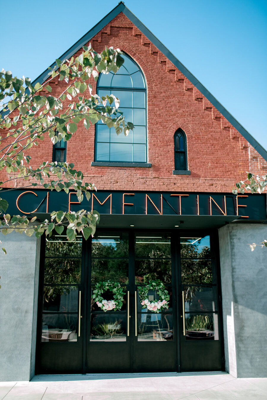 Clementine Nashville wedding venue