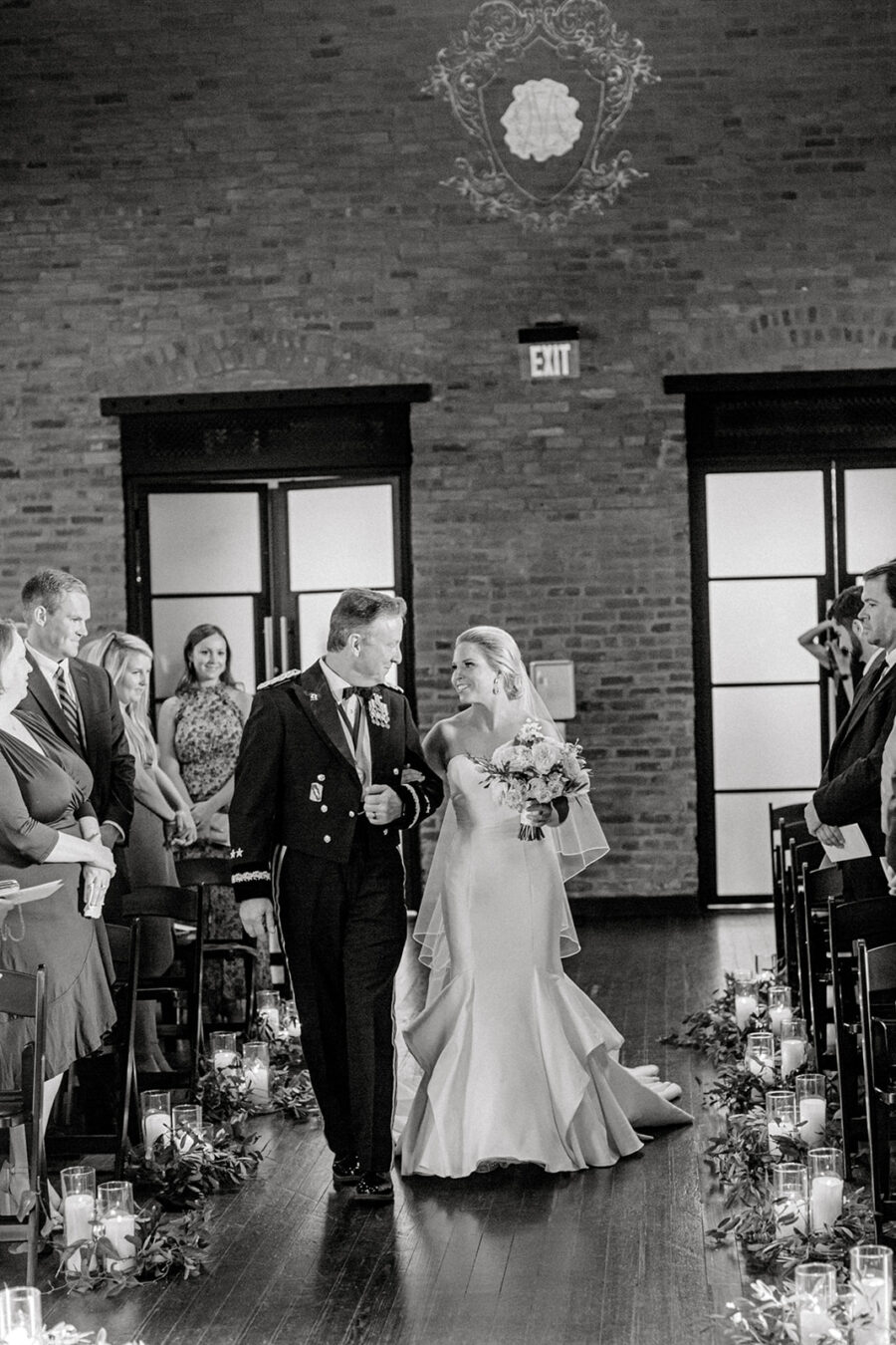Clementine Nashville wedding ceremony