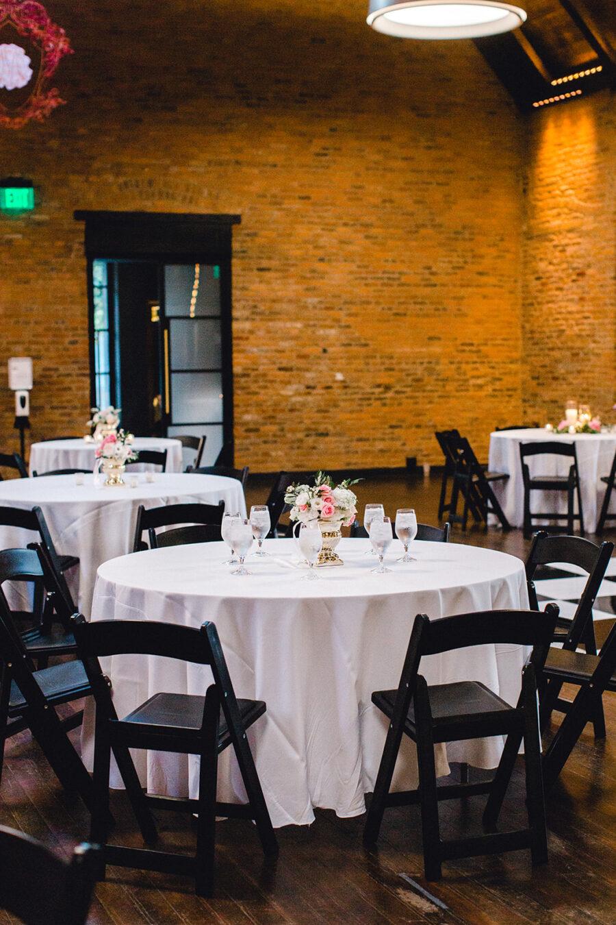 Clementine Nashville wedding reception