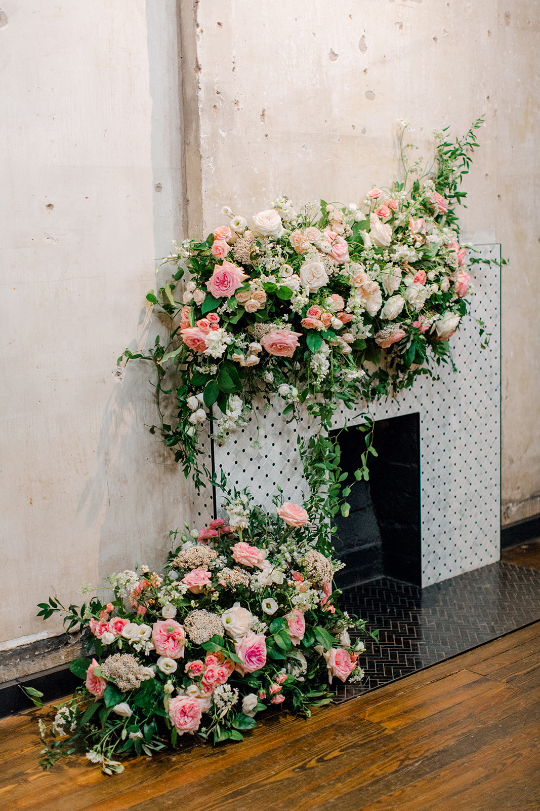 White Blooms Floral wedding flowers