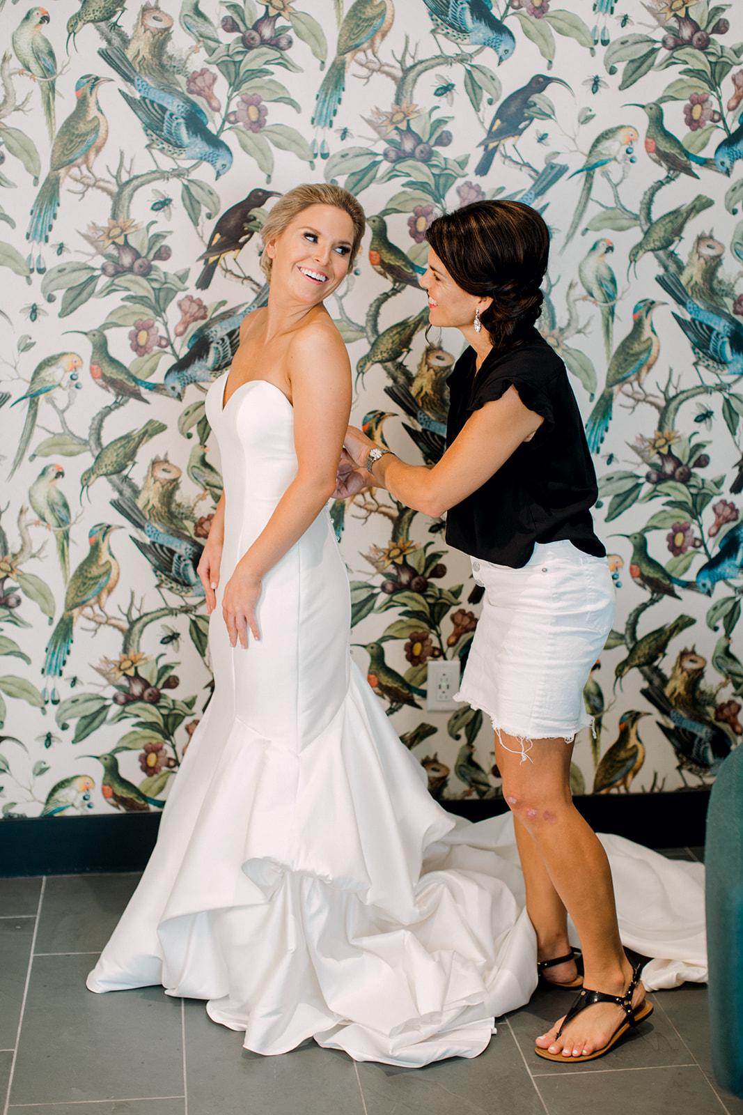 The Bridal Path Jackson MS wedding dress
