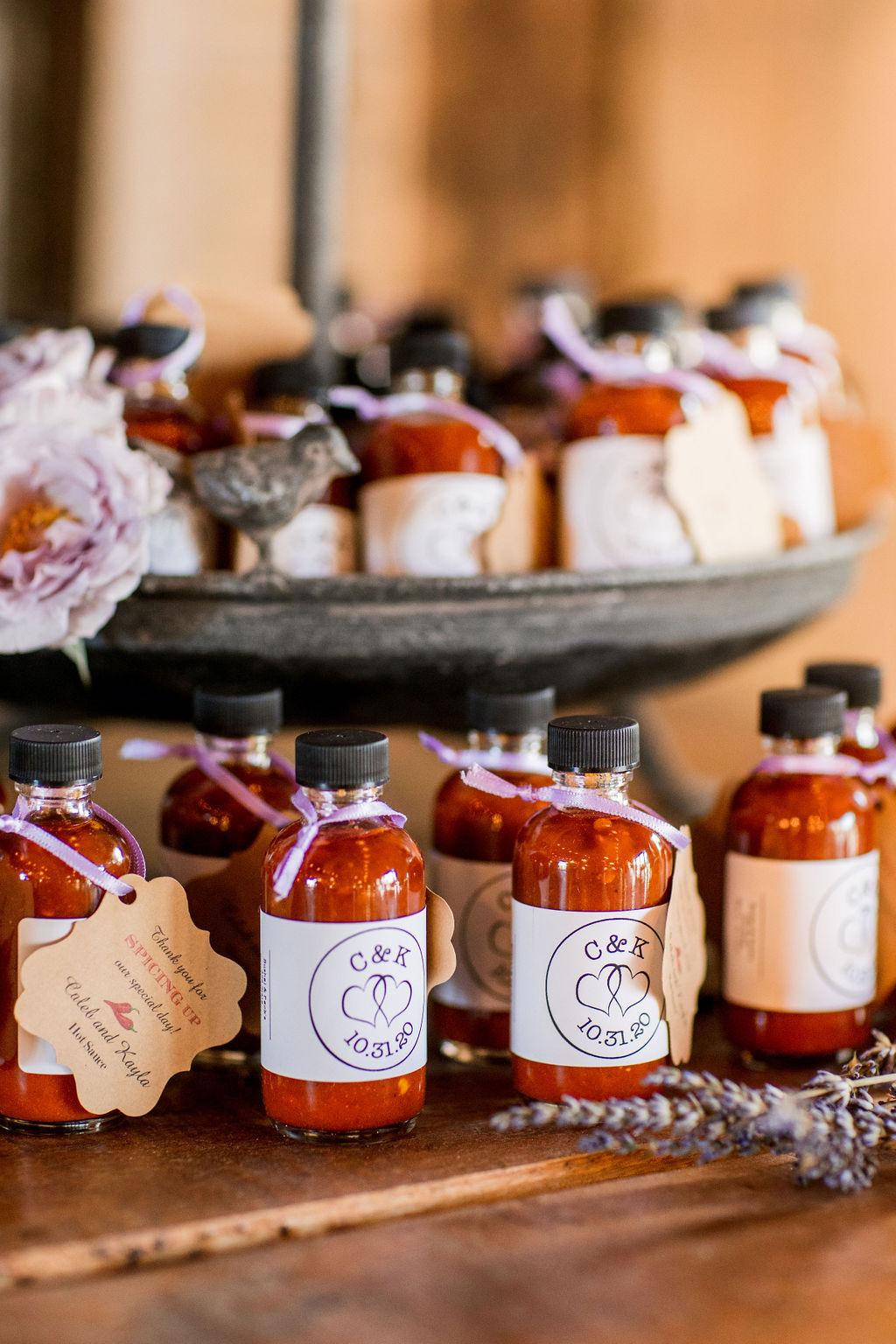 Wedding favor inspiration | Nashville Bride Guide