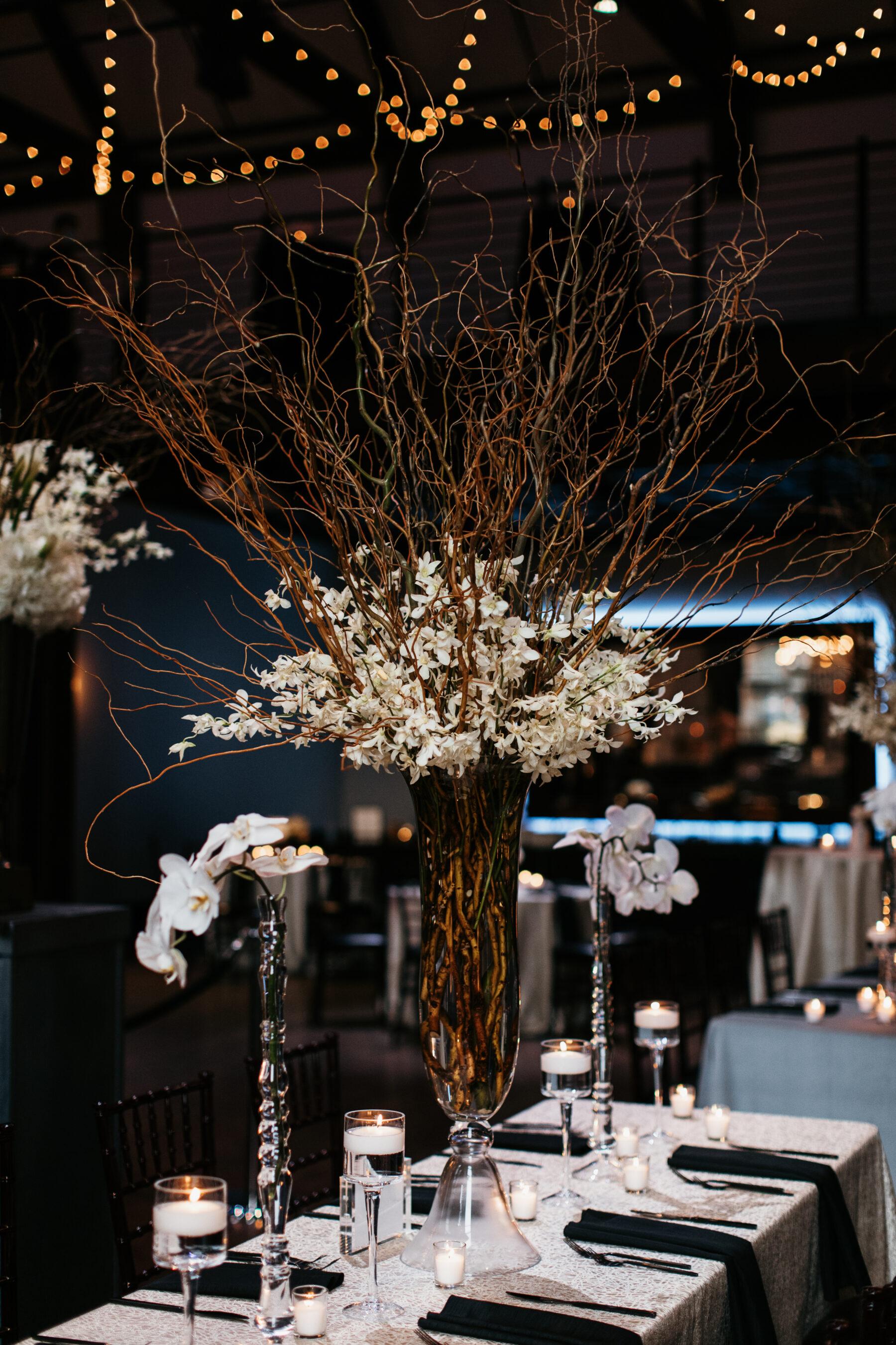 Luxury wedding flowers by LMA Designs | Nashville Bride Guide