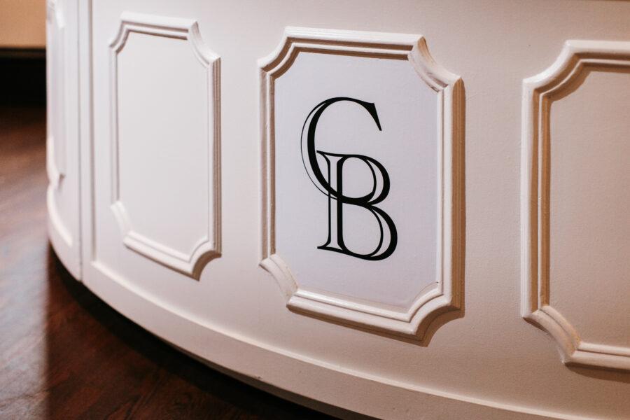 Monogrammed wedding decor | Nashville Bride Guide