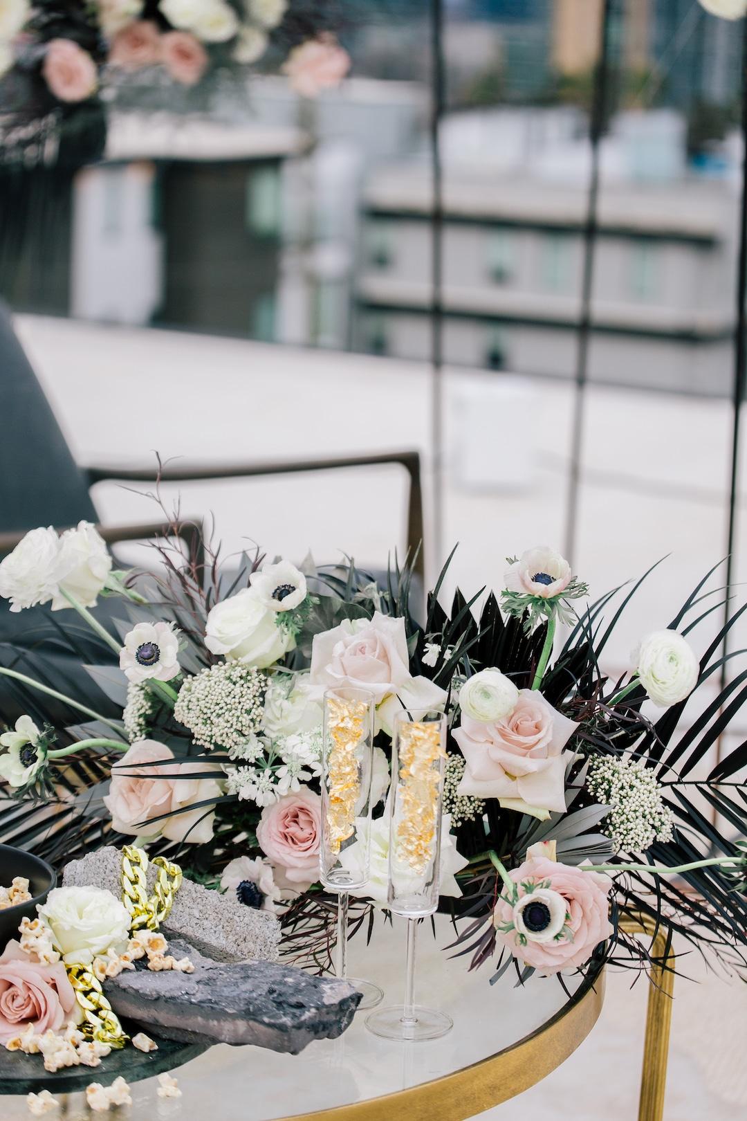 Anemone wedding flowers | Nashville Bride Guide