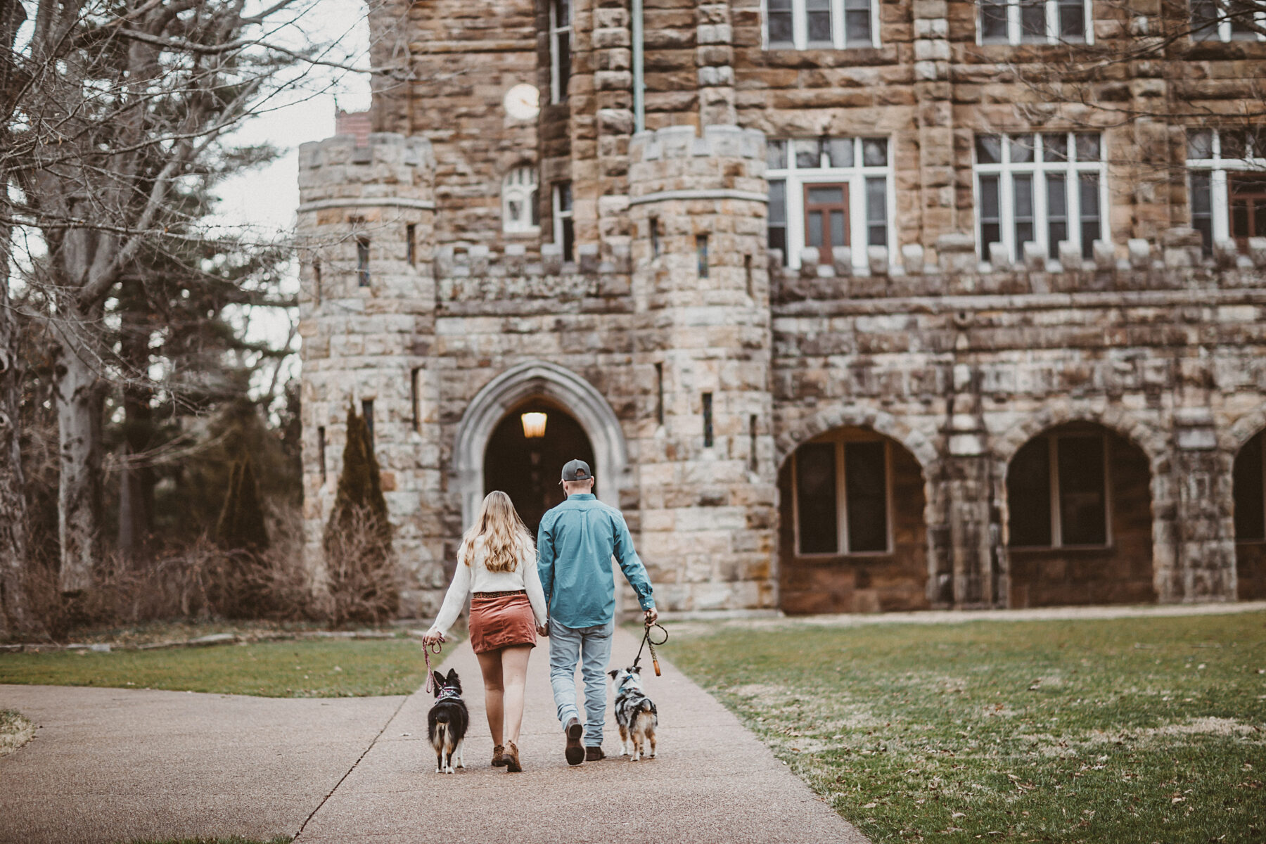 Sewanee Tennessee engagement session by Gambill Photography   Nashville Bride Guide
