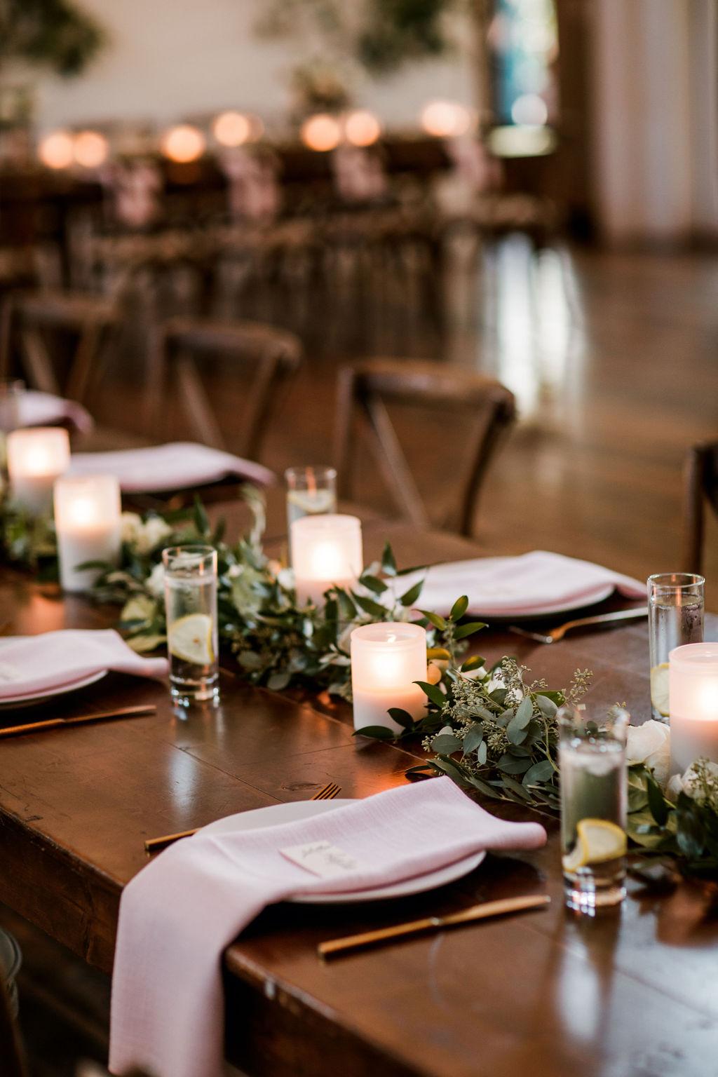 Brunch wedding reception at The Cordelle | Nashville Bride Guide