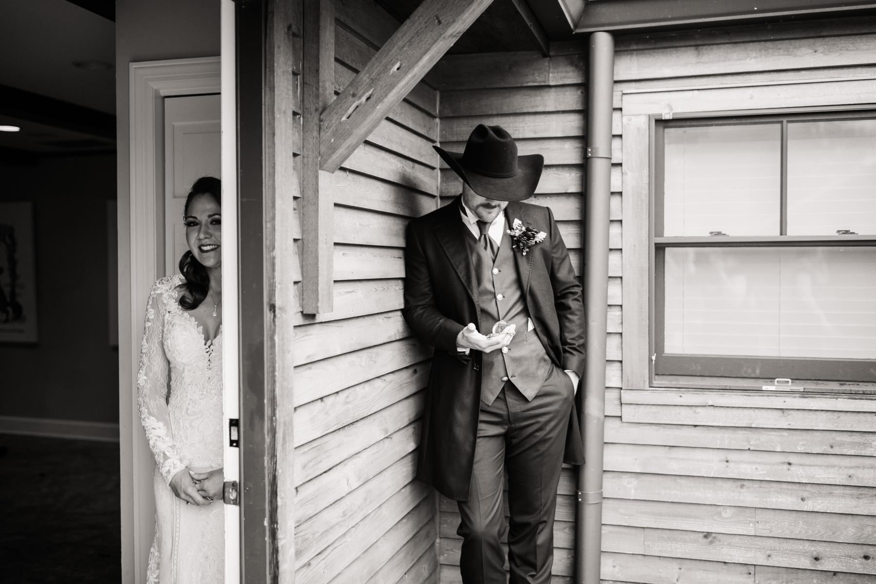 Arrington Vineyards wedding