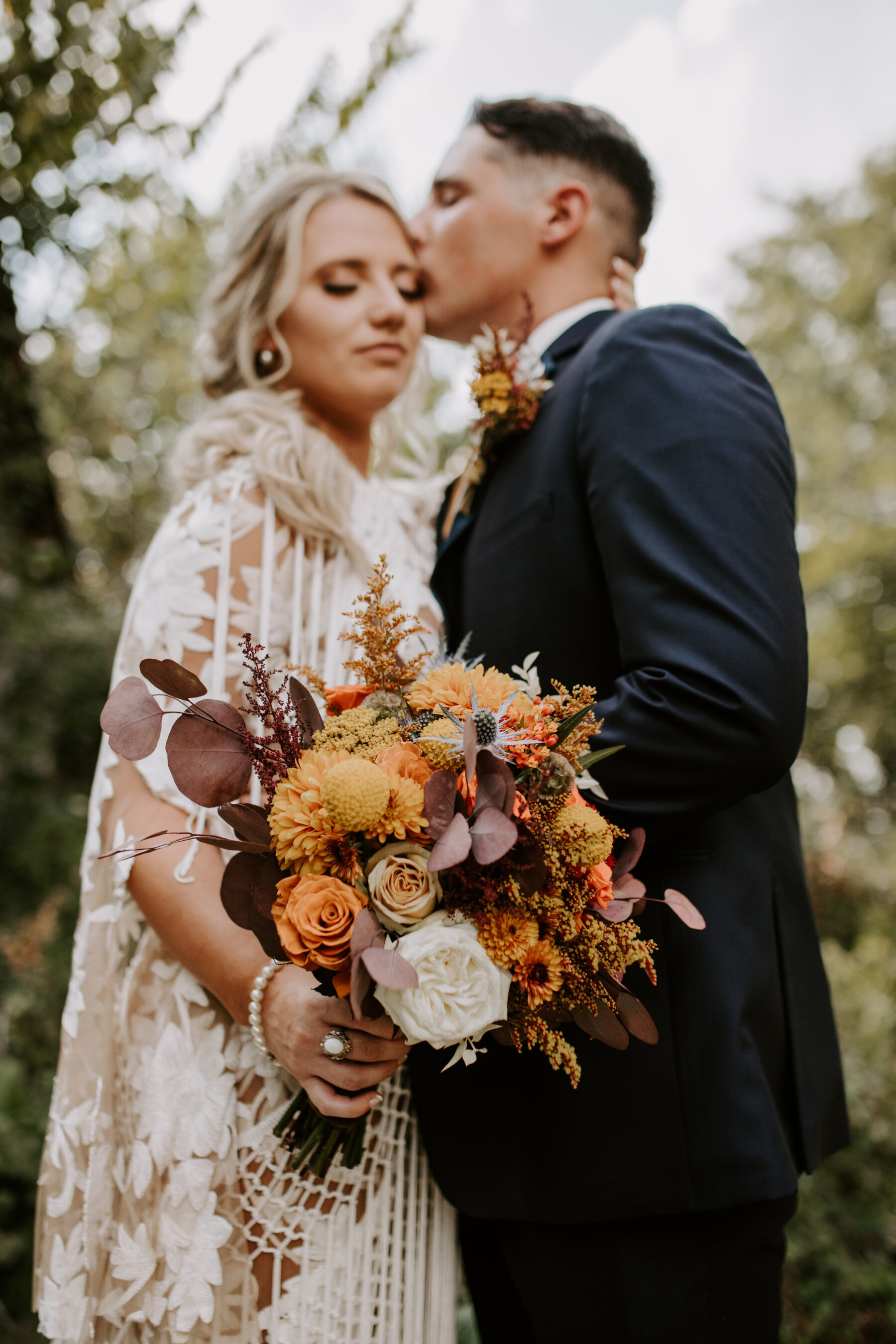 Farm style wedding at Meadow Hill Farm