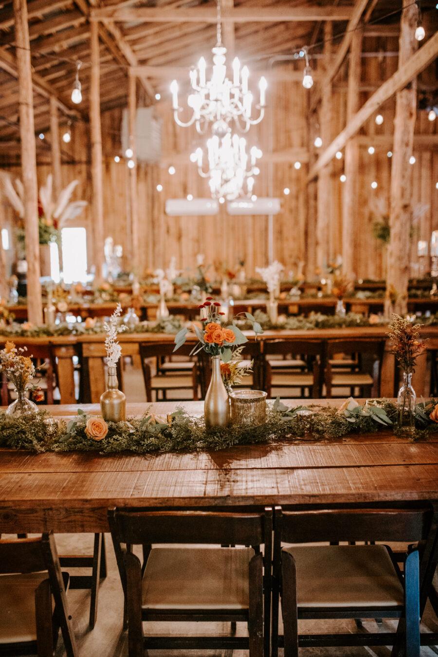 Boho Wedding at Meadow Hill Farm