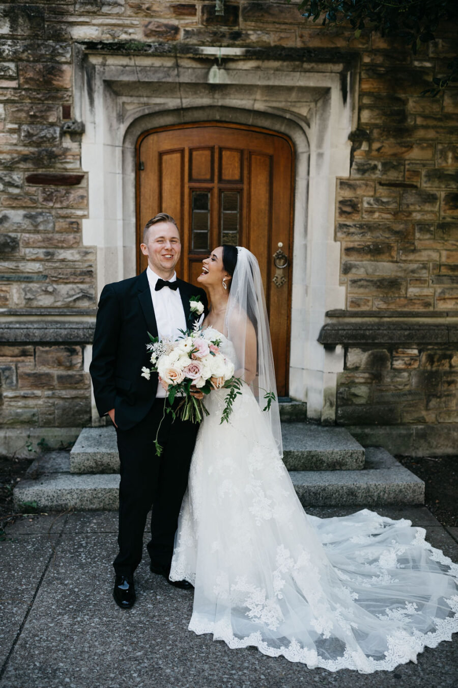 Weekday Wedding at The Bell Tower featured on Nashville Bride Guide