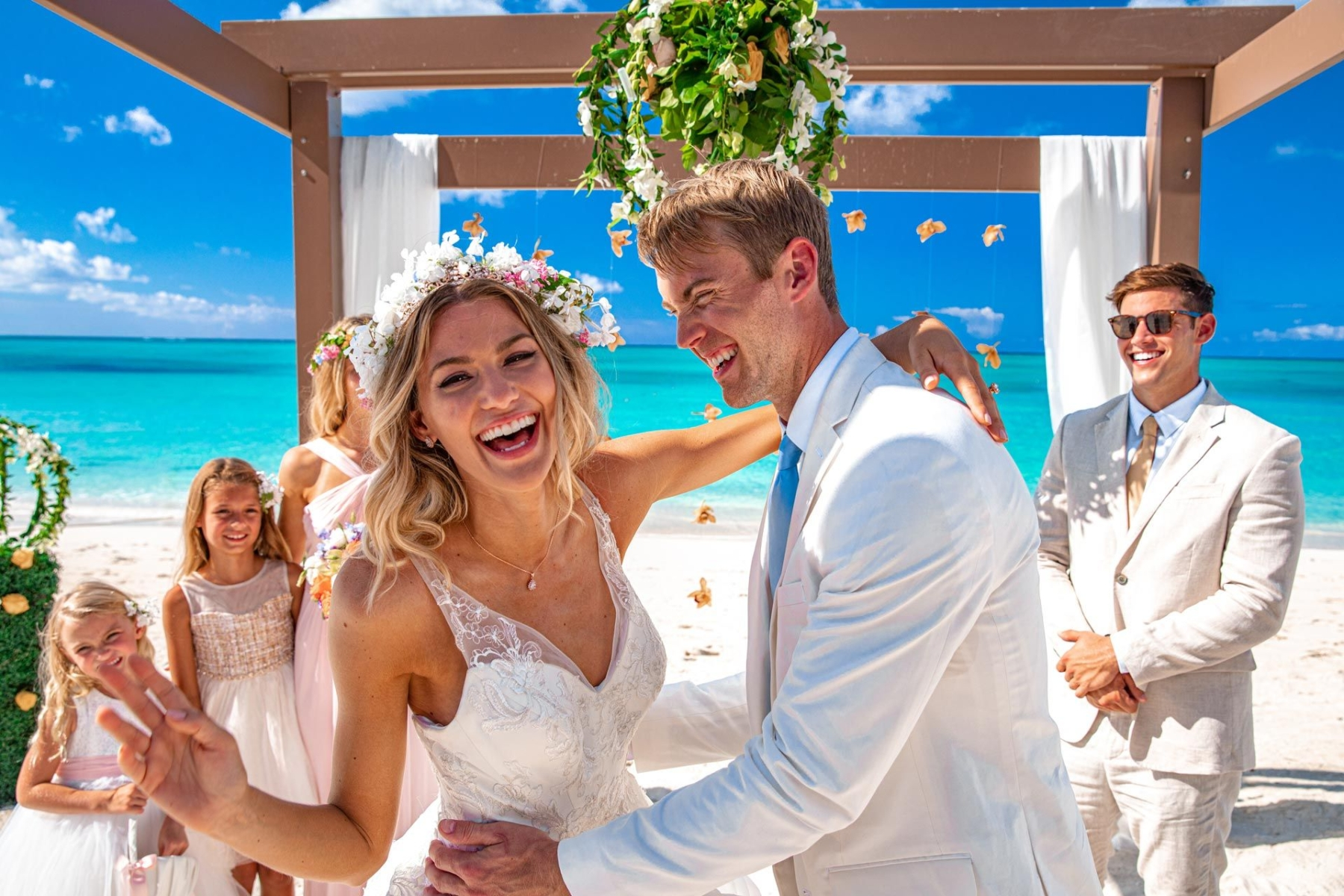 Sandals Resorts Weddings: Features and Scenery for Your Destination Wedding from 2 Travel Anywhere