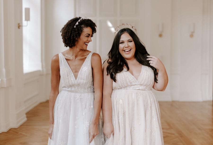 Lavender Park Bridal is a Size Inclusive Bridal Boutique in the Nashville Area