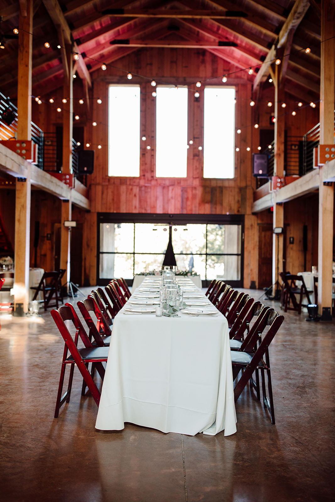 Green Door Gourmet Nashville wedding reception