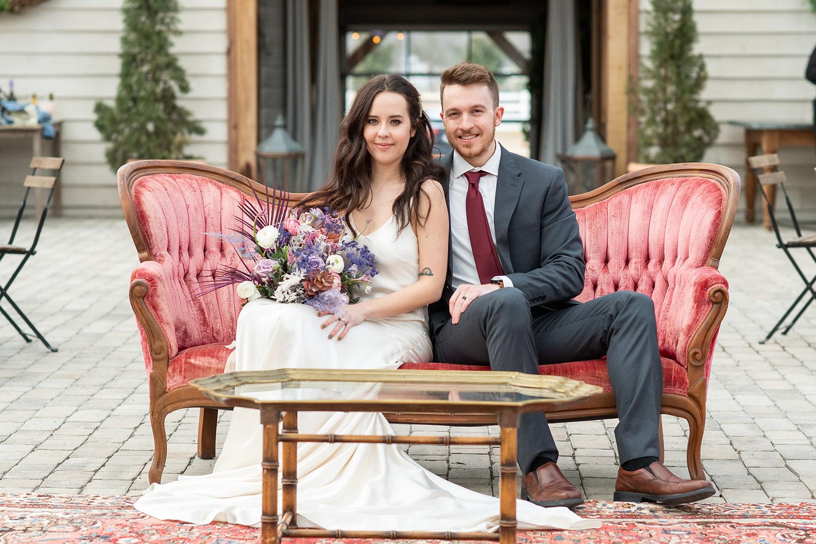 Nashville vintage wedding rentals
