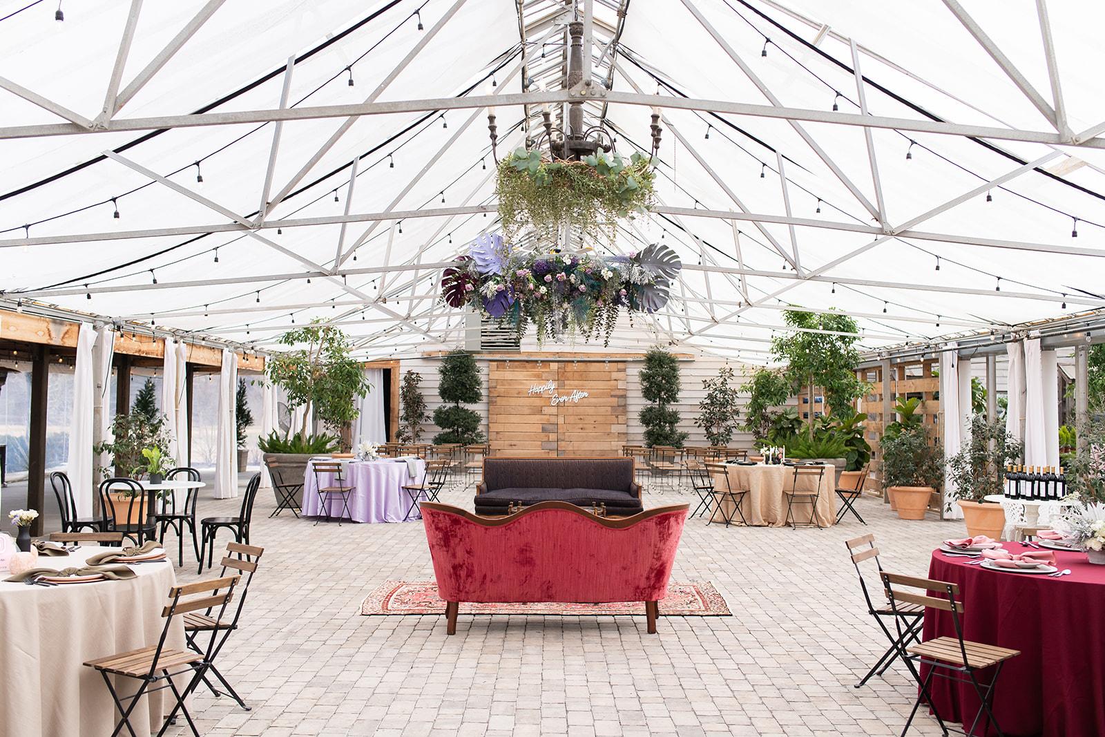 Long Hollow Gardens Wedding Inspiration